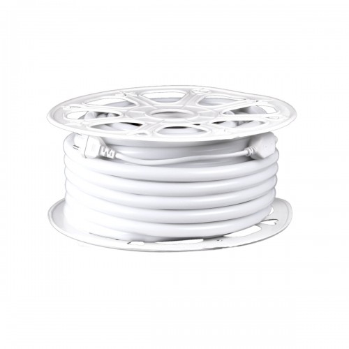 Neón led flex simple cara 120LED/m 4200K 220V exterior 25m