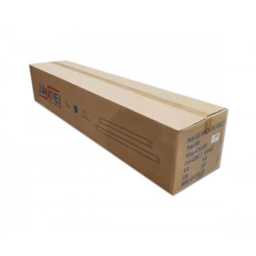 Caja de 30 Regletas Slim de 1200 mm 36W 6000K