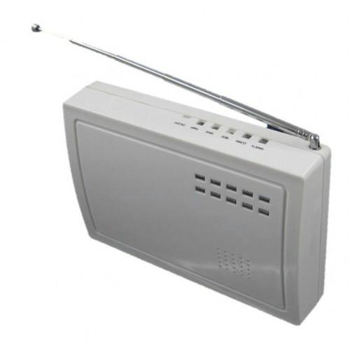 Repetidor para centales de alarma inalámbricas
