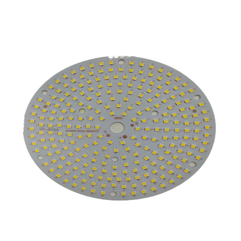 Placa LED 200W 250leds SMD3030 6000K para campana JND-7342