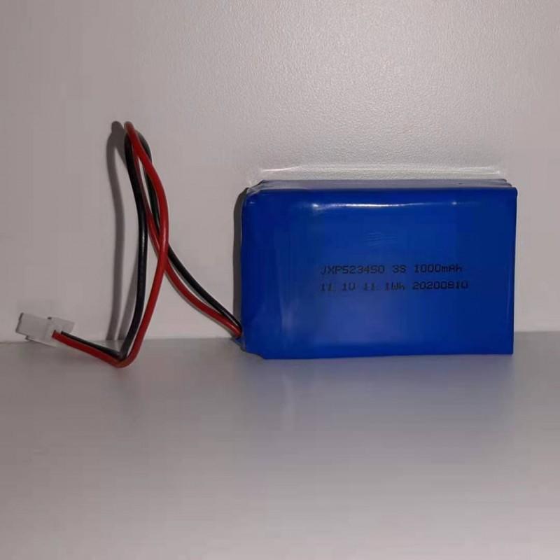 Batería de repuesto 11.1V 1A alarma GSM
