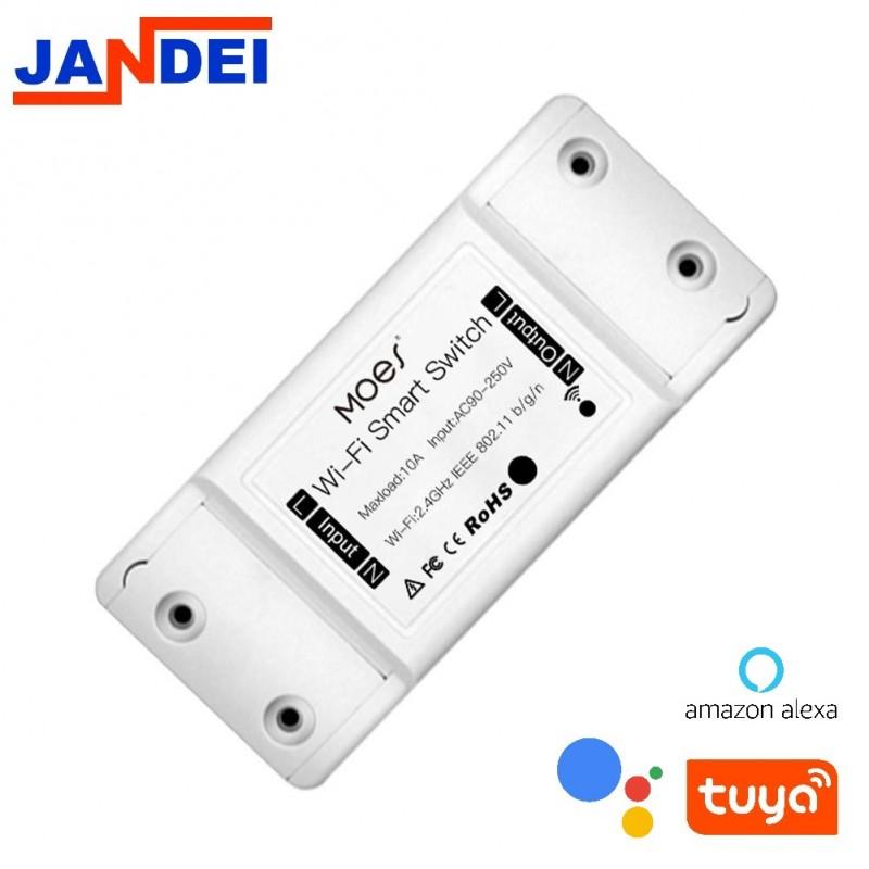 Interruptor Smart WiFi 2200W/10A Tuya Smart App