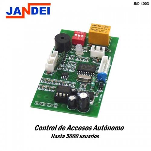 Control de accesos autónomo 5000 usuarios