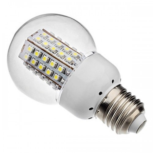 Bombilla LED E27 4W Blanco cálido 3000ºK.