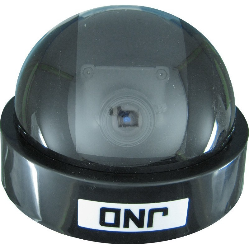 Mini Domo Blanco y negro interior varifocal 4-8 mm