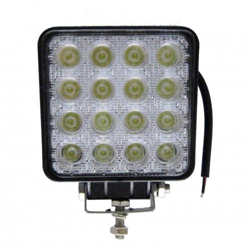 Foco LED 12/32 VDC 48W  para VEHICULOS  60º