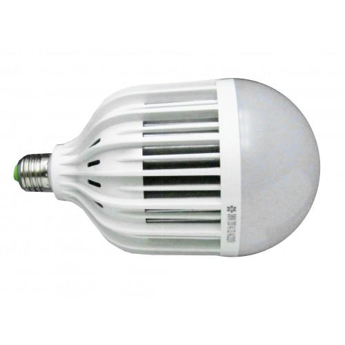 BOMBILLA LED rosca  E27 36W 3000K 180º Gran formato