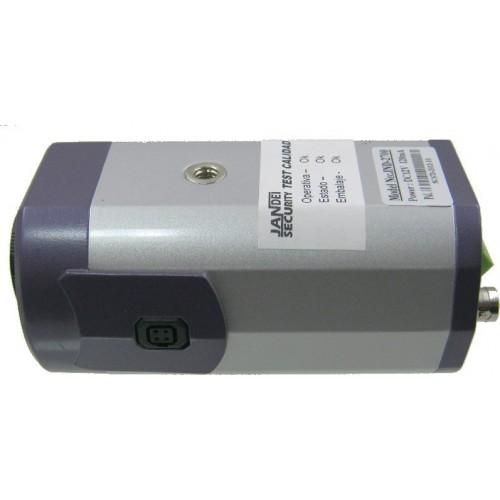 Cámara CCD. box. Int/ext. 700 TVL. OSD sin ¢ptica