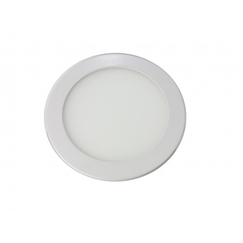 Downlight led 9W 4200ºK redondo empotrar blanco