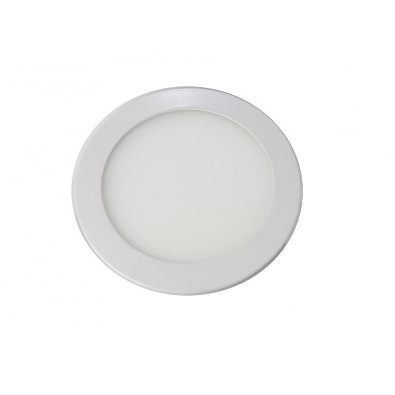 Downlight led 9W 4200ºK redondo empotrar blanco