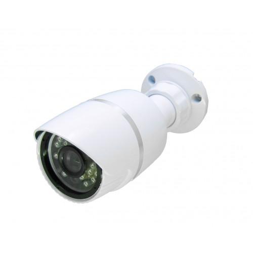 Camara Bullet 1000tvl int 3,6mm IR20 mts blanca
