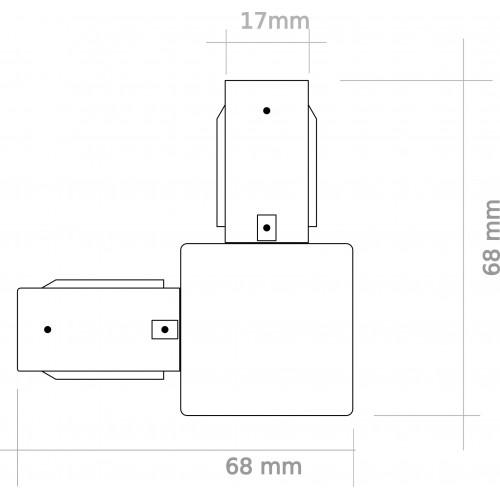 """Tester CCTV LCD 3,5"""", Batería Litio, salida 12VDc"""