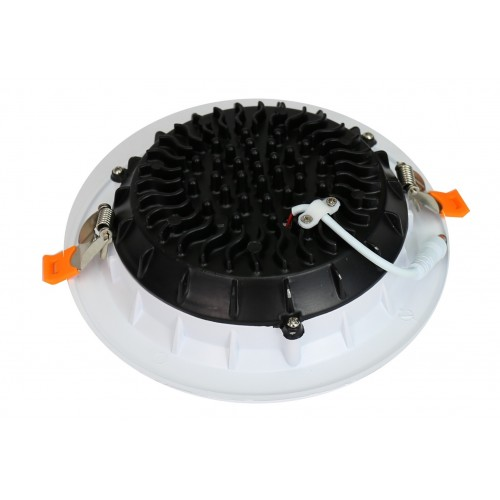 Downlight led COB 20W 4200ºK redondo empotrar blanco