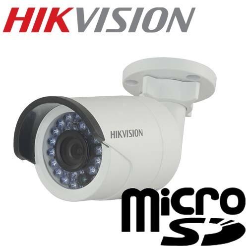 Camara Ip Hikvision Onvif 1080p Exterior IR 30mTarjeta Sd