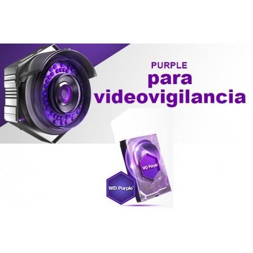Disco duro WD Purple 4TB para videograbador
