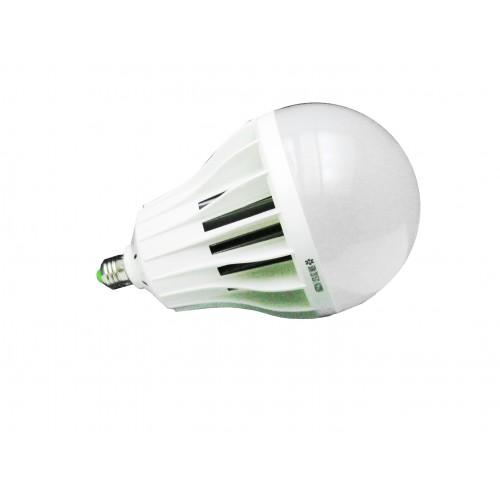 BOMBILLA LED rosca  E27 50W 6000K 180º Gran formato