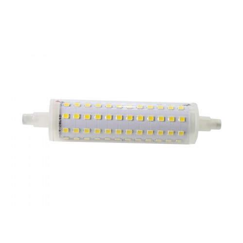 Bombilla LED R7S 118mm de 10W blanco natural 4000ºK
