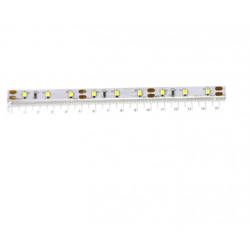 Tira led 12V 3000ºK 60leds IP20 SMD2835 Bobina 5 mts