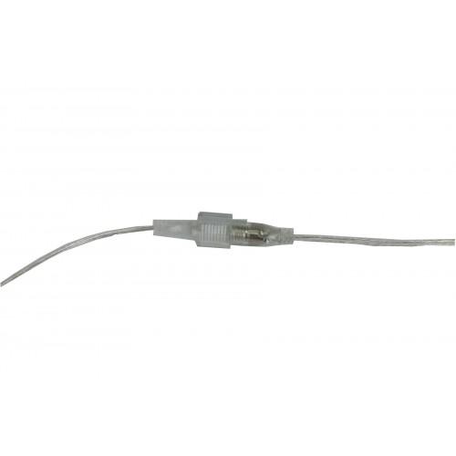 Conector DC12V IP65 macho hembra con cable