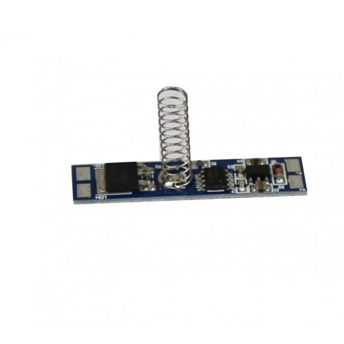 Interruptor regulador táctil PCB con memoria 12/24V DC 96W