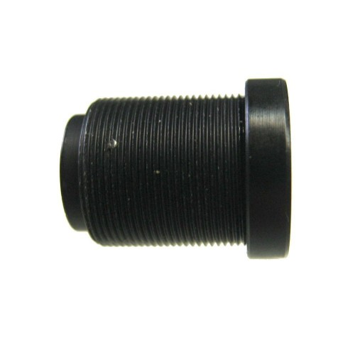 Optica fija 2,8mm para minidomos y módulos CCD