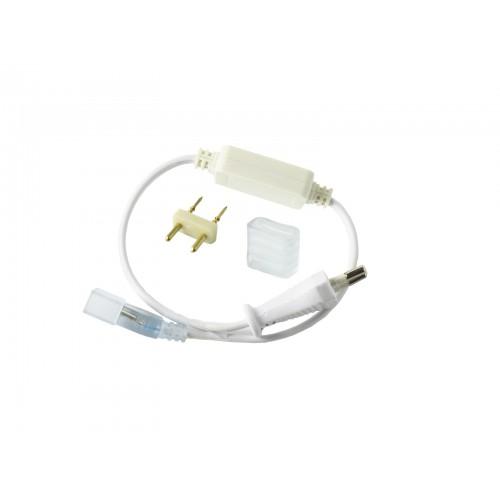 Kit conexión tira led 220V 20mm