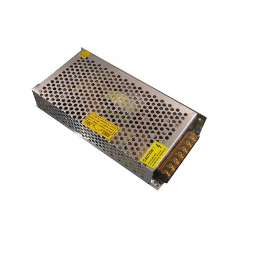 Trasformador 12VDC 12,5A-150W de interior IP20