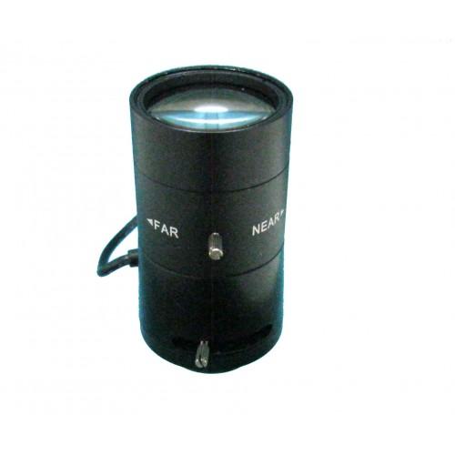 optica varifocal 2,8-12mm para camara videovigilancia CCD 1/3 C/CS