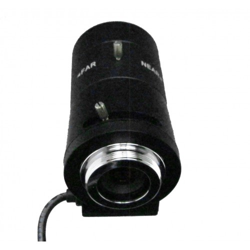 optica varifocal 2,8-12mm para camara videovigilancia CCD 1/3 C/CS
