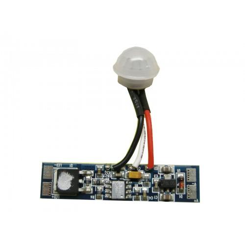 Interruptor por movimiento en PCB para tira led 12/24V DC 96W