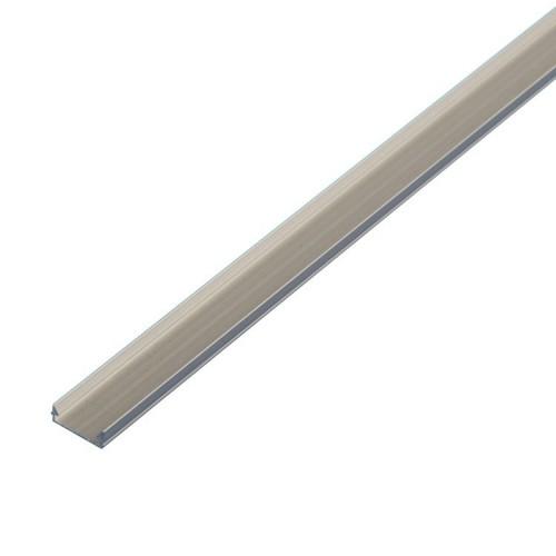 Perfil aluminio tira led 2 metros superficie 14 x 5 mm