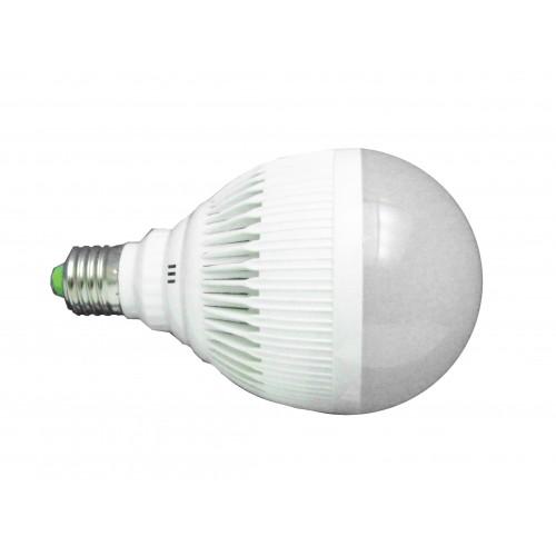BOMBILLA LED rosca  E27 12W 3000K 180º