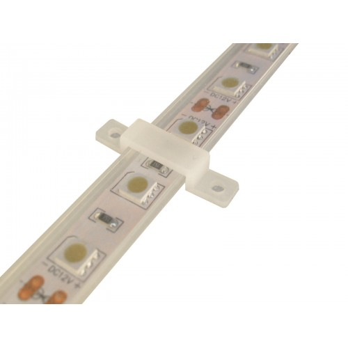 Grapa para tira led IP67 12mm. paq. 1000 uds