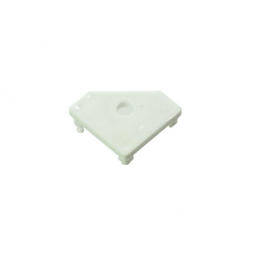 Capuchón para perfil aluminio esquina Pack 10 ud