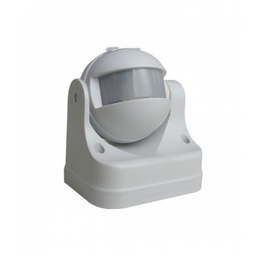 Interruptor Detector De Movimiento Temporizado Con Sensor De Luz