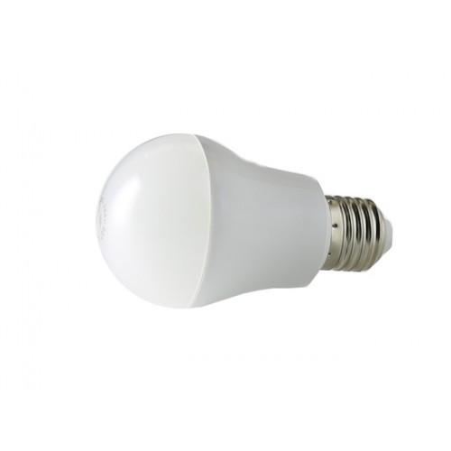 Bombilla LED con sensor movimiento crepuscular E27 5W 6000K