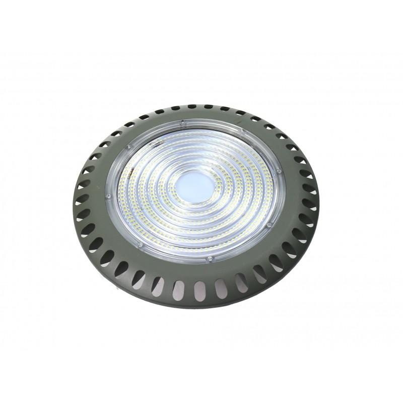 Campana led industrial plana 200W 6000K PF 0.9