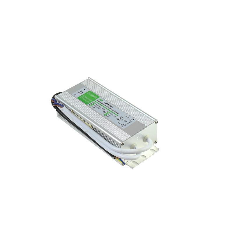 Trasformador 24VDC 2,5A 60W de exterior IP67
