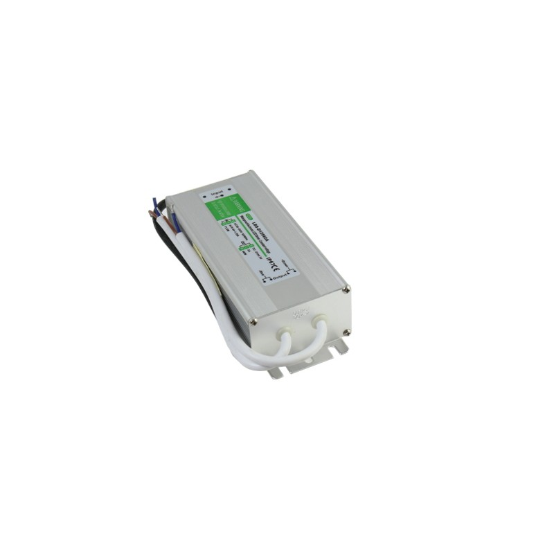 Trasformador 12VDC 5A 60W de exterior IP67