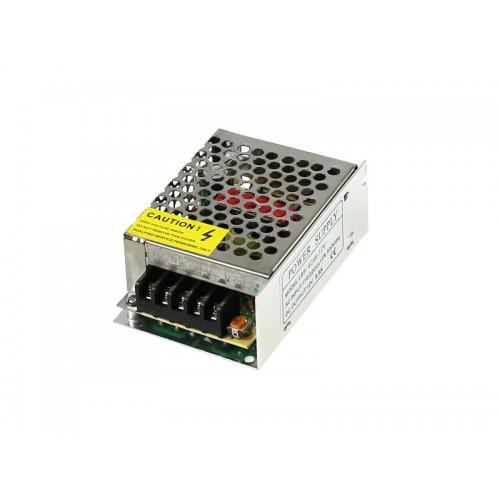 Trasformador 12VDC 3,3A 40W de interior IP20