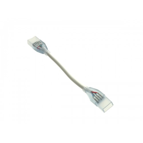 Cable conector tira 220V LED RGB SMD5050