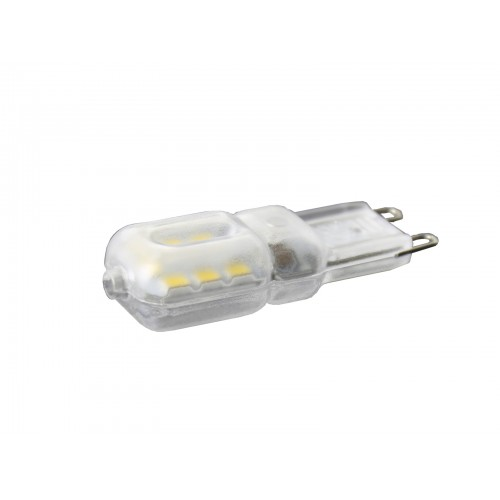 Bombilla LED G9 3W blanco natural 4000ºK