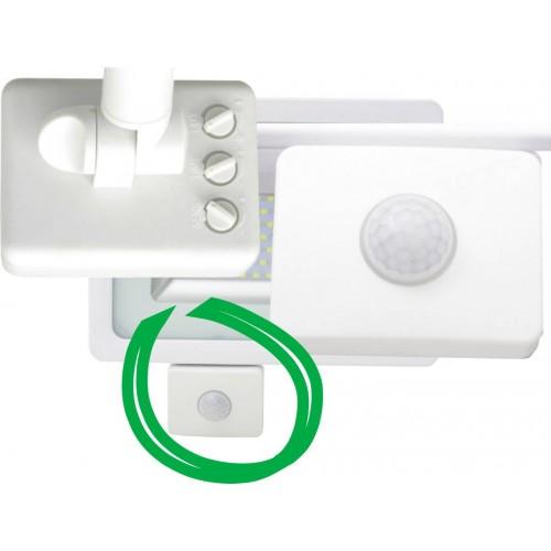 Video grabador HD TVI de 4 canales, visión en smartphone 1 HDD
