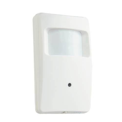 Camara oculta en detector con infrarrojos 4 en 1 óptica de 3,7mm