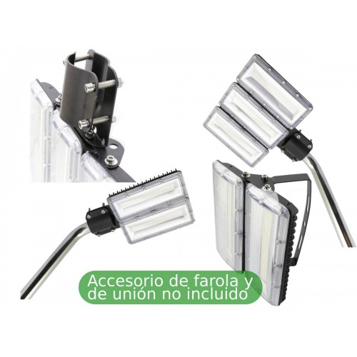 Modulo led 50W 120º SMD3030 Blanco 3000K exterior IP66 130 lm/W