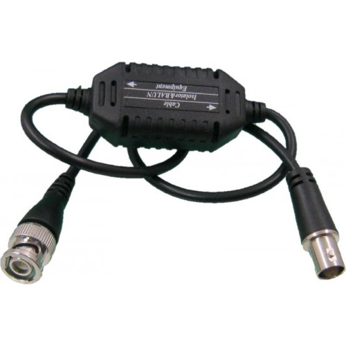 Supresor de interferencias para cámaras de videovigilancia