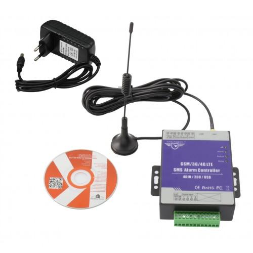 Videograbador 4 CH HD TVI y analógico 720P HIKVISION