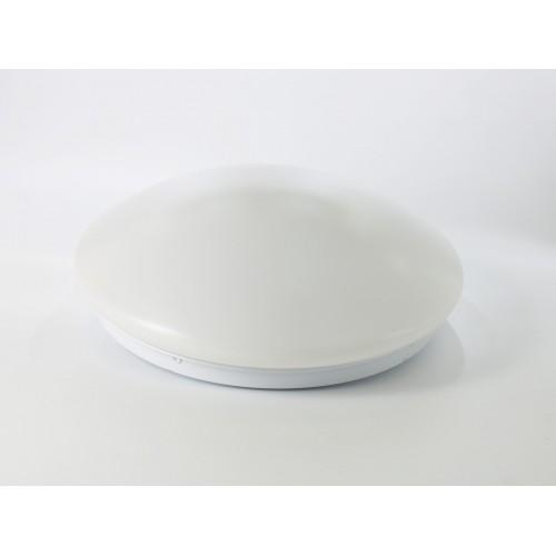 Plafón techo LED sensor redondo 18W blanco 4000K natural