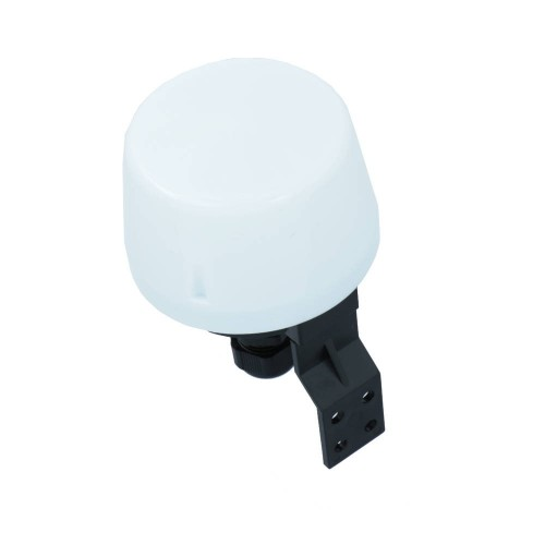 Sensor crepuscular exterior IP66 regulable