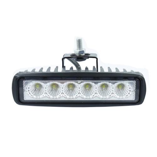 Foco LED 18W 12V-32V coche camion quad